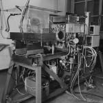 Camera a bolle e apparato sperimentale, Padova, 1955
