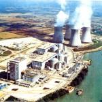 La centrale nucleare di Bugey, Francia
