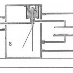 Elettrometro di Pierre Curie  (Marie Curie, Traité de radioactivité, Paris 1910)