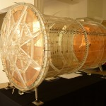 Prototipo della Time Projection Chamber di  MUNU