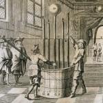 L'esperimento di Torricelli; Schott, 1664