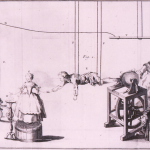 Esperimenti di elettrostatica settecenteschi, Watson, 1748