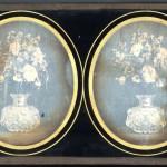 Dagherrotipo stereografico, 1850 ca.