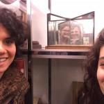 Loro vedono noi nello specchio e noi vediamo loro... #vatuttobene #Rispecchiate (Benedetta Mariani, Camilla Quaglia, Marianna Zecchetto)